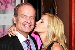 Still Married Kelsey Grammer Plans February Wedding