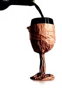 WIne in Paper Bag