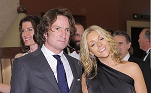 Jane Krakowski & Robert Godley Expecting First Child