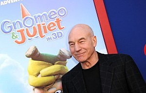 "Premiere Of Touchstone Pictures' ""Gnomeo And Juliet"" - Red Carpet"