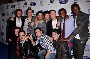 "Idol Prom - ""American Idol"" 10th Season Top 24 Debut"