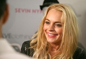 6126 Pop-Up Shop Party At Revolve Flagship Store Hosted By Lindsay Lohan