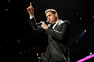 Michael Buble weds