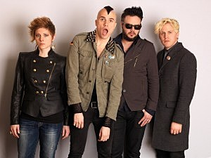 Neon Trees - Biz Session