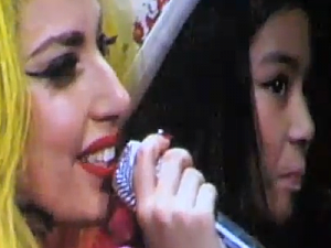 Lady Gaga and Maria Duet