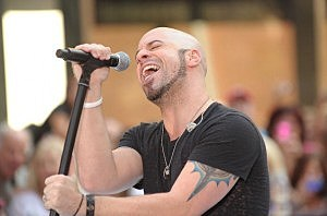 "Daughtry Performs On NBC's ""Today"" - August 20, 2010"