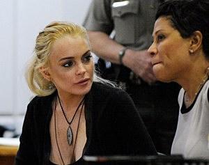 Lindsay Lohan Preliminary Hearing
