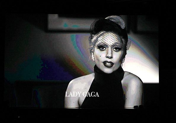 2011 Billboard Music Awards - Show - lady gaga