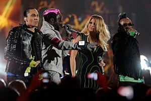 2011 Billboard Music Awards - Show - black eyed peas