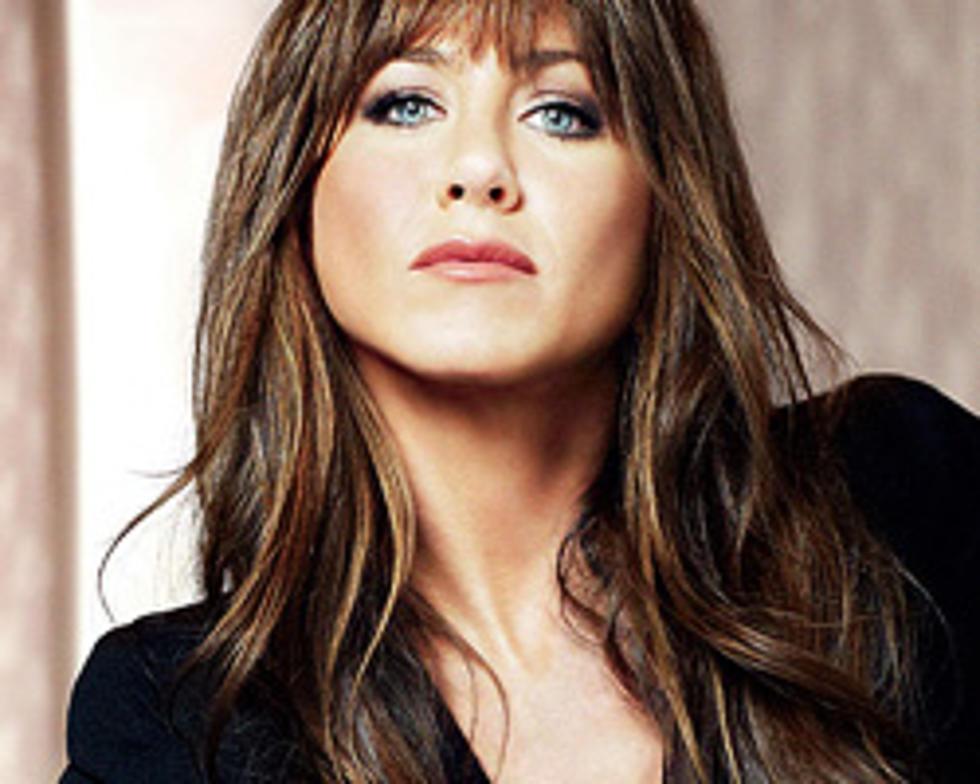 Jennifer Aniston Goes Brunette For Her New Movie