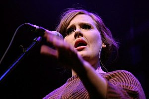 Adele Performs At The 9:30 Club