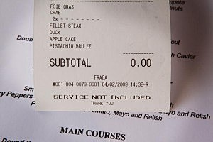Restaurant Lets Customers Decide On The Size Of Their Bill