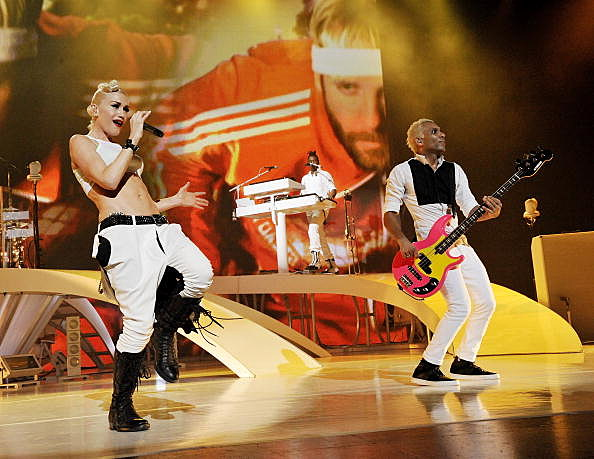No Doubt and Paramore Perform at The Gibson Amphitheatre