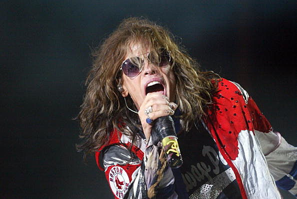 Aerosmith And The J. Geils Band In Concert At Fenway Park