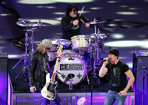 58th NHL All-Star Game - 3 doors down