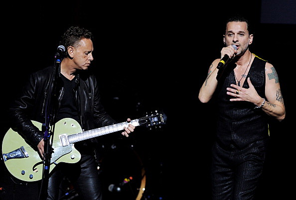 7th Annual MusiCares MAP Fund Benefit - Show - depeche mode
