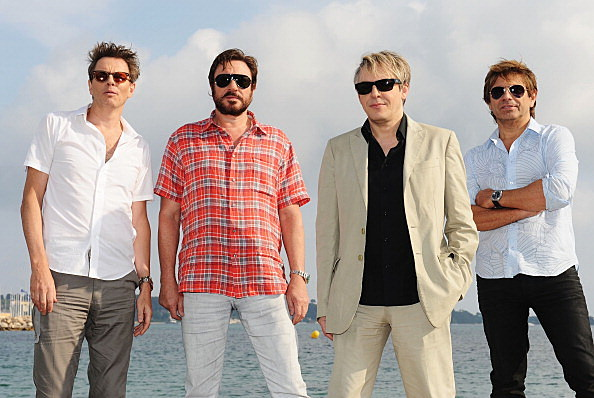 Duran Duran Photocall - 64th Annual Cannes Film Festival