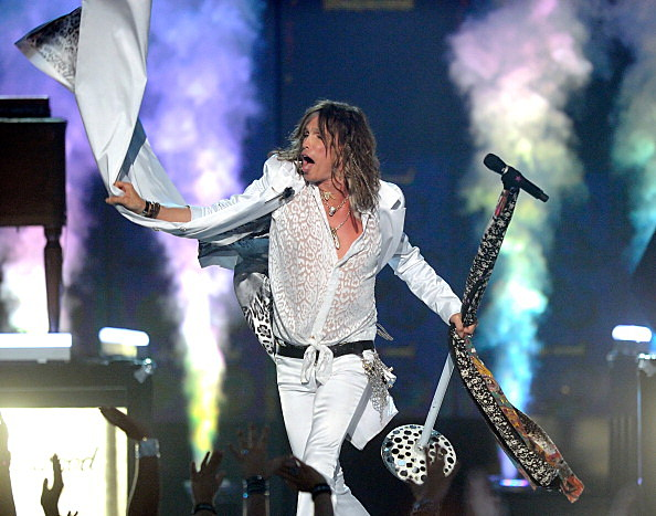 46th Annual Academy Of Country Music Awards - Show - aerosmith
