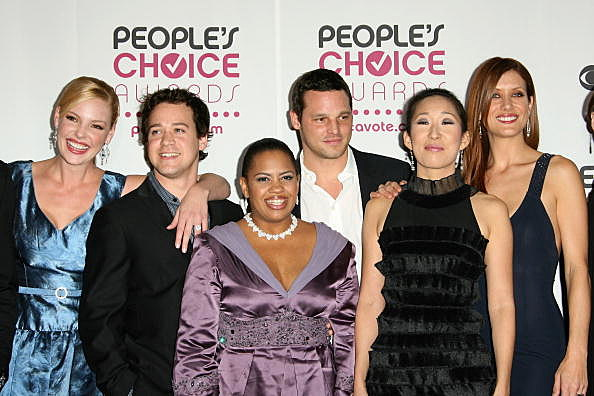 33rd Annual People's Choice Awards - Press Room