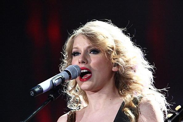 Taylor Swift Speak Now World Tour - Birmingham LG Arena