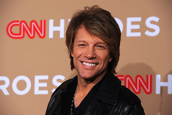 CNN Heroes: An All-Star Tribute - Arrivals - Jon Bon Jovi