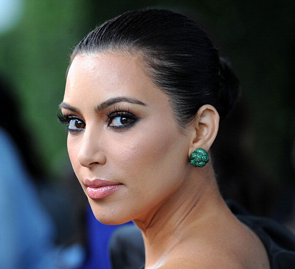 Kim Kardashian & Midori Melon Liqueur Launches The Midori Trunk Shows At Trousdale