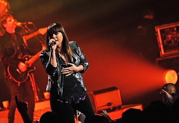 Kelly Clarkson In Concert