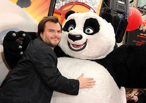"Premiere Of DreamWorks Animation's ""Kung Fu Panda 2"" - Red Carpet"