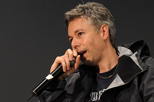 FILE: Rapper Adam Yauch, AKA MCA, Of The Beastie Boys Dead At 47