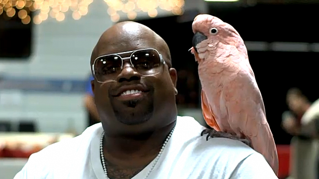 Cee Lo Green and Lady