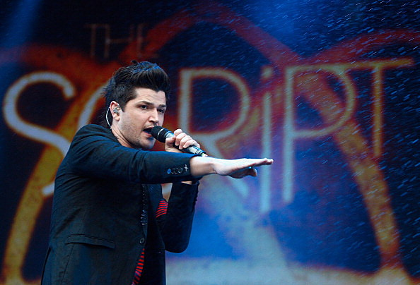 Danny O'Donoghue of The Script