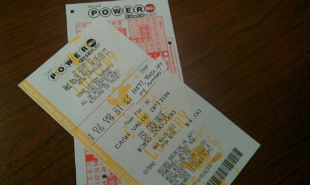 Powerball Lottery tix