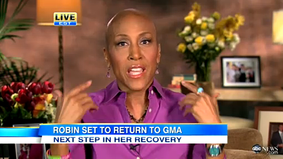 Robin Roberts - Good Morning America