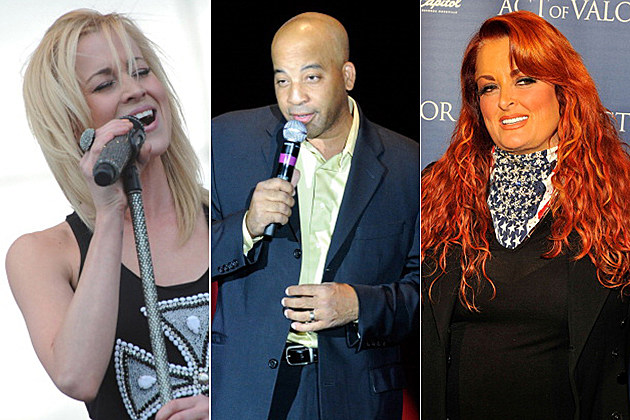 Kellie Pickler, D.L. Highley, Wynonna Judd