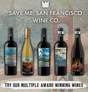 Save Me, San Francisco Wine Company - Train