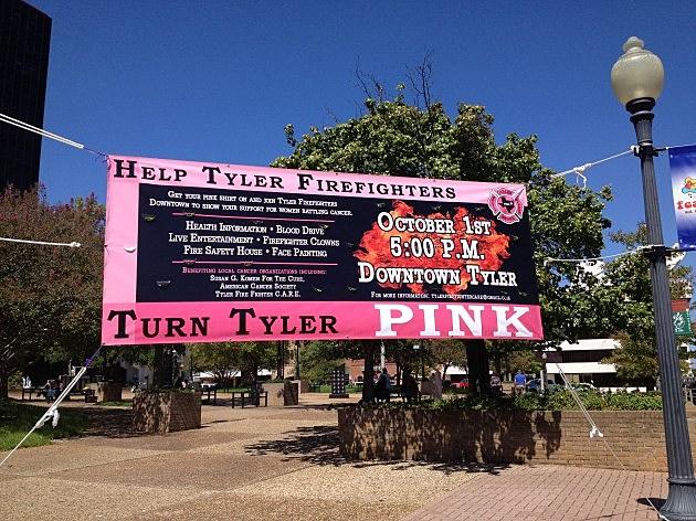 Turn Tyler Pink 2013 banner