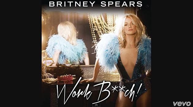 Britney Spears Work Bitch