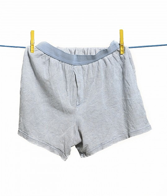Boxer Shorts on Clothes Line-Credit-iStock-91698824
