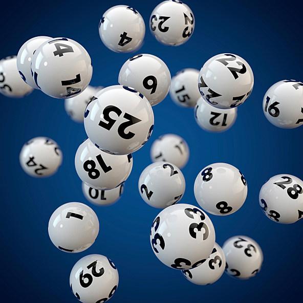 Lottery machine nba