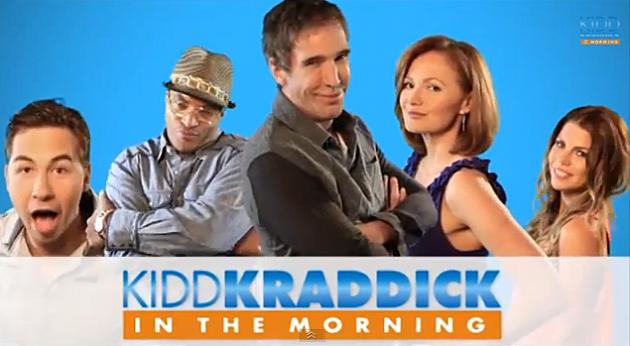 Kidd Kraddick in the Morning