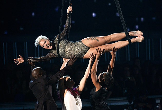 56th GRAMMY Awards - Show - Pink