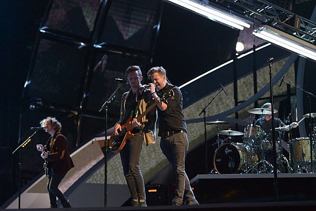 Ryan Tedder and Brent Kutzle of OneRepublic