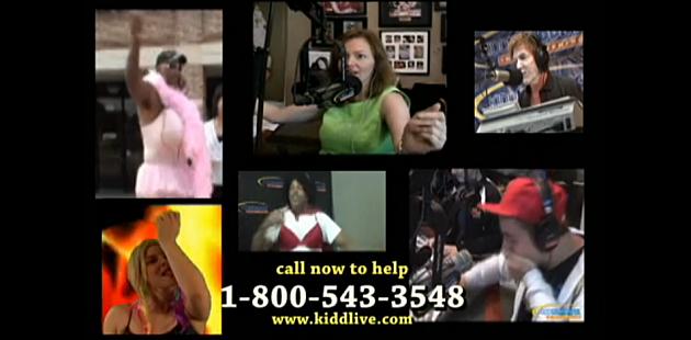 Kidd Kraddick Morning Show commercials