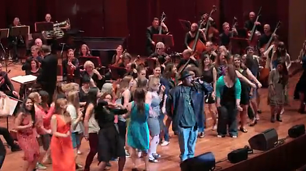 Sir Mix-a-Lot with Seattle Symphony Orchestra