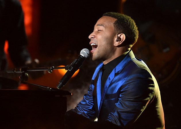 John Legend at the BET Awards '14