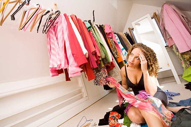 Closet Cleaning Tips -- Spring Cleaning