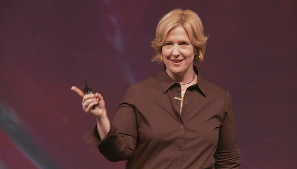 ted 4 brene brown Daring greatly: how the courage to be is one of the most watched talks on tedcom brené is the author i saw brene brown on the katie couric tv show.