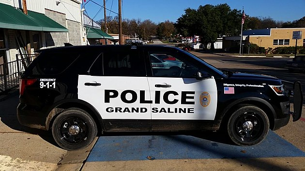 Grand Saline Police Department via Facebook