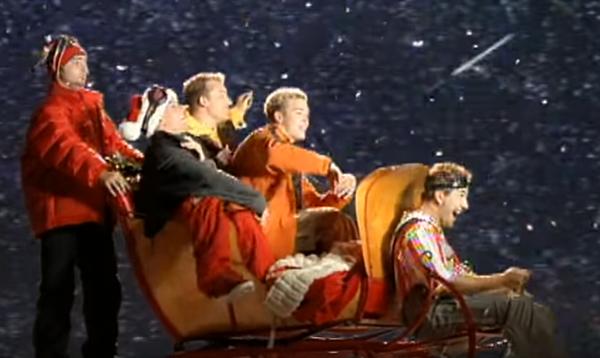 mandee montanas top five boyband christmas songs - Merry Christmas Happy Holidays Nsync