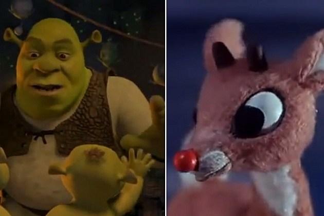 Shrek Rudolph
